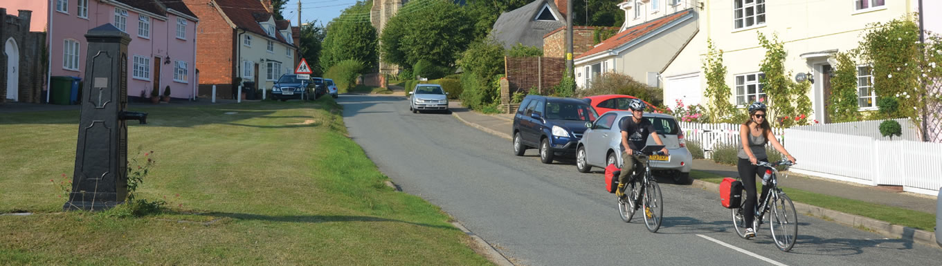 <span>Suffolk villages <br>at your pace</span>
