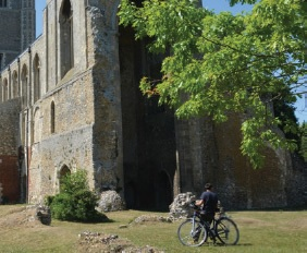Inland Cycling Tours